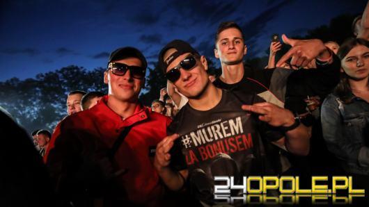 Tysiące fanów hip-hopu podczas wczorajszego koncertu
