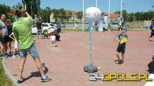 MOSiR zafundował Opolanom niedzielę pełną gier i zabaw z lat 80-tych