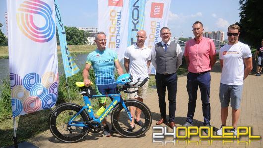 Na kilka godzin zamkną ulice i zatrzymają Odrę. Zbliża się II Triathlon Opole!