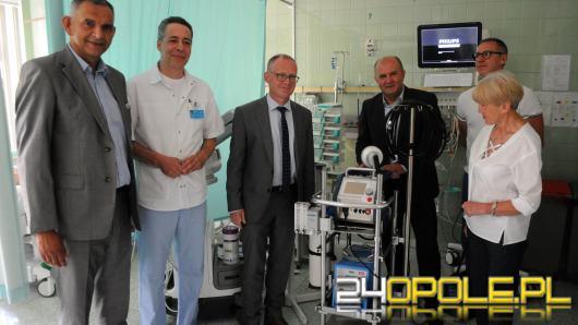 Drugi aparat do terapii ECMO już w Uniwersyteckim Szpitalu Klinicznym