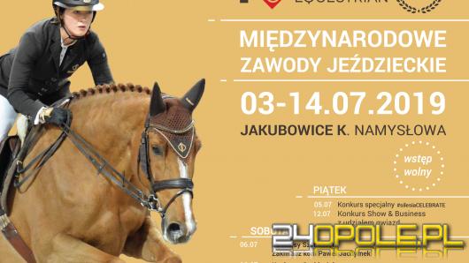 Początek wakacji w Jakubowicach- Silesia Equestrian