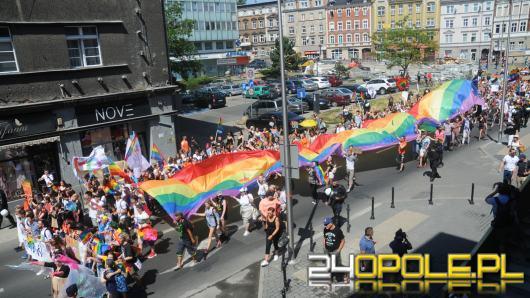 Blisko 1000 uczestników II Marszu Równości w Opolu