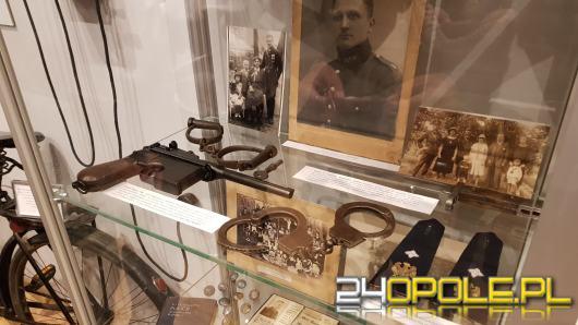 Komenda Wojewódzka Policji w Opolu otworzyła Izbę Pamięci