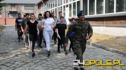 """Ochotnicy mogą sprawdzić jak to jest być żołnierzem dzięki akcji """"Wojskowe wyzwanie"""""""