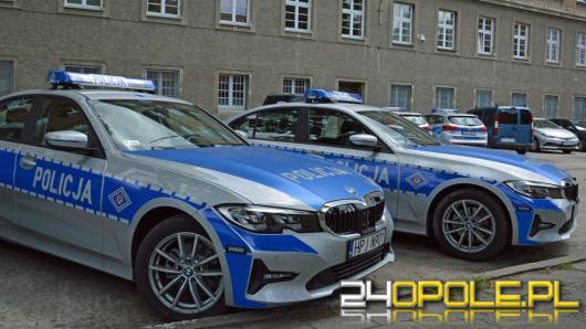 Nowe radiowozy w opolskiej Policji
