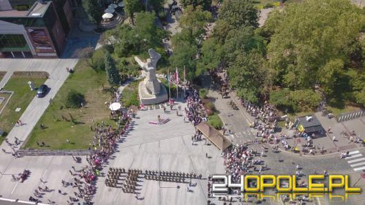 W Opolu trwają obchody święta Wojska Polskiego