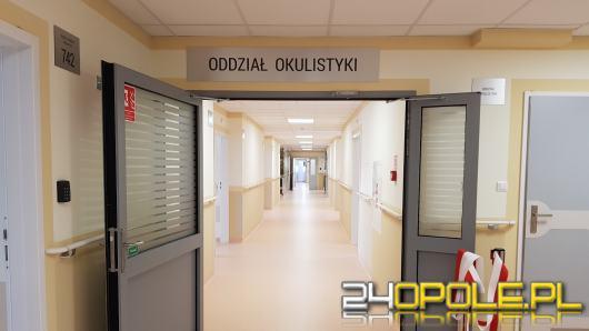 Uniwersytecki Szpital Kliniczny otworzył oddział Okulistyki