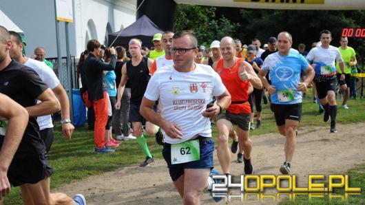 Po raz 8. sportowcy rywalizowali o puchar borsuka w gminie Murów