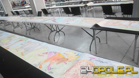 Dołącz do tworzenia największej kolorowanki w Opolu