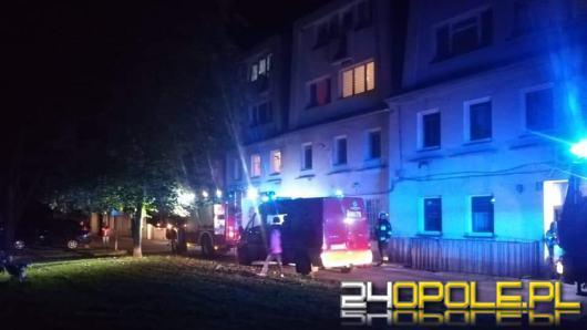 Lewin Brzeski: Duże stężenie czadu, dwie osoby poszkodowane