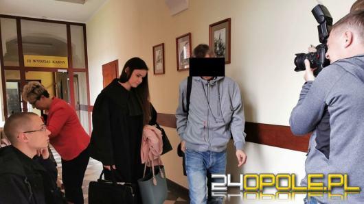 Ruszył proces 24-letniego Dominika I., który przez wiele lat miał gwałcić swoje kilkuletnie siostry