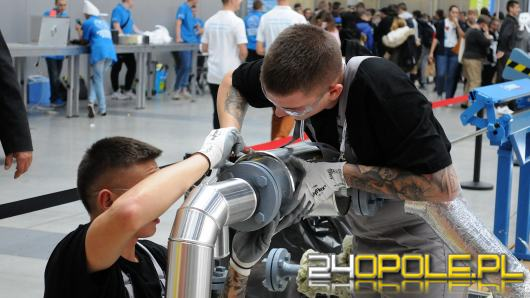 W Opolu trwają VIII Mistrzostwa Polski Monterów Izolacji Przemysłowych