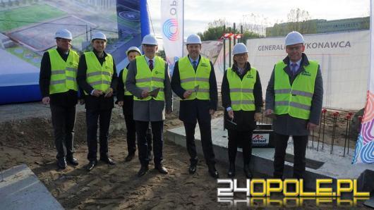 Rozpoczęła się budowa Opolskiego Parku Sportu. Kiedy będzie gotowy?