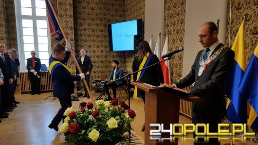 Odznaczenia dla Opolan na uroczystej sesji Rady Miasta Opola