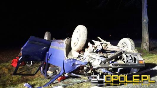 3 osoby ranne po nocnym zdarzeniu w Straduni