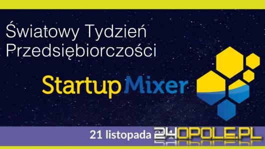 Po raz 39 odbędzie się Startup Mixer