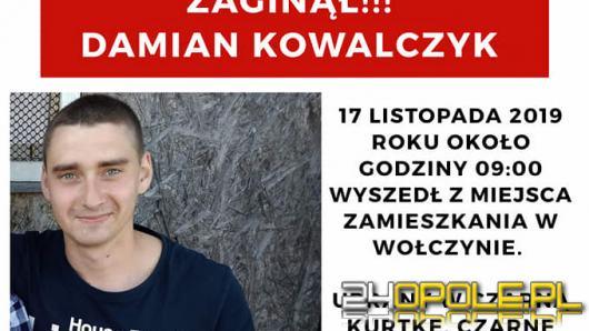 Trwają poszukiwania 23-latka z Wołczyna