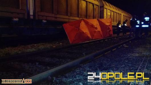 Seria nieszczęść w Wołczynie. Mężczyzna wpadł pod pociąg
