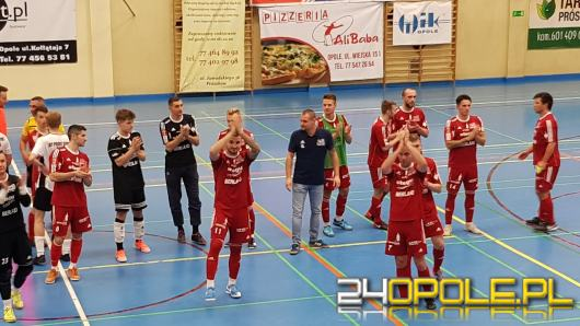 1 liga Futsalu: Berland Komprachcice wygrywa ze Sport Profi Wrocław