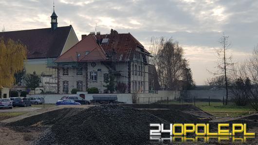 W Opolu-Czarnowąsach powstaje ekstremalny park dla rowerzystów i rolkarzy