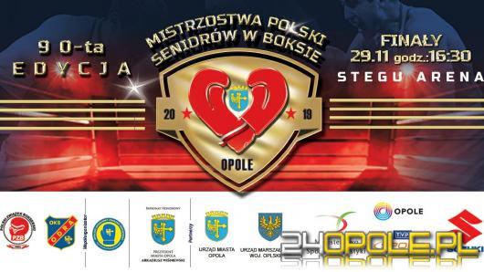 Gala finałowa Mistrzostw Polski w Boksie Seniorów już dziś!