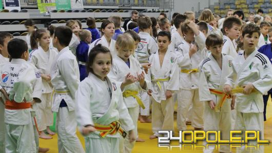 Setki judoków rywalizowało w opolskiej Stegu Arenie