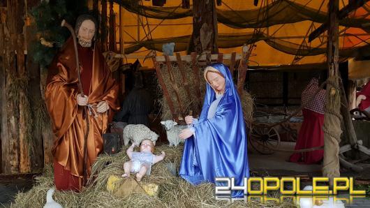 Można już odwiedzać Szopkę Bożonarodzeniową w Opolu-Szczepanowicach