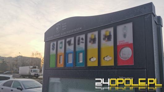 Miejskie Punkty Elektroodpadów są od kilku dni niedostępne dla mieszkańców