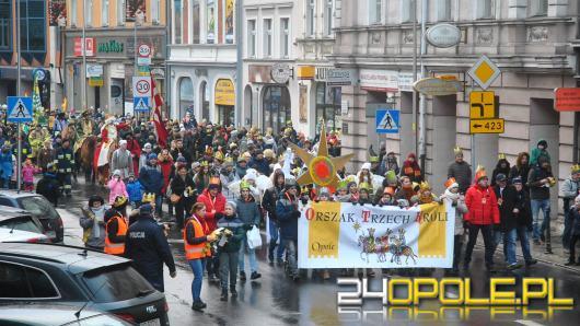 Kilka tysięcy Opolan na Orszaku Trzech Króli