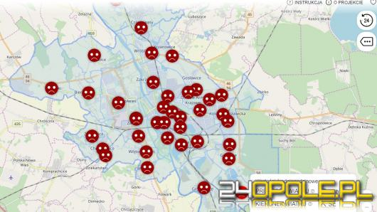 """""""Jak tak dalej będzie to się podusimy"""". Jakość powietrza w Opolu jest tragiczna!"""