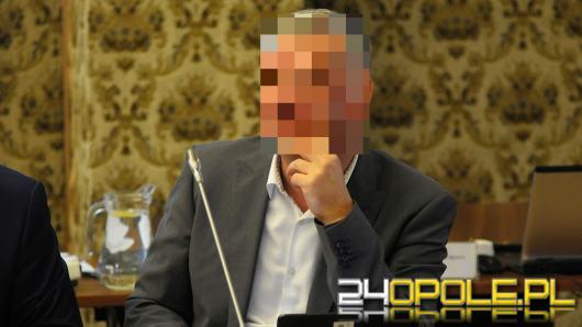 Nie odwołano Arkadiusza Sz. z funkcji wiceprzewodniczącego rady miasta. Zrezygnował sam