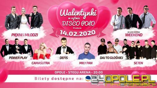 Walentynki w rytmie Disco Polo - wyniki!