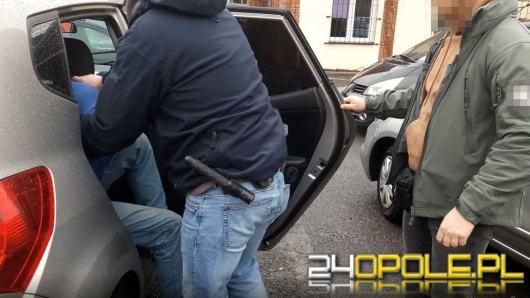 Kolejne zatrzymanie za udział w zorganizowanej grupie przestępczej