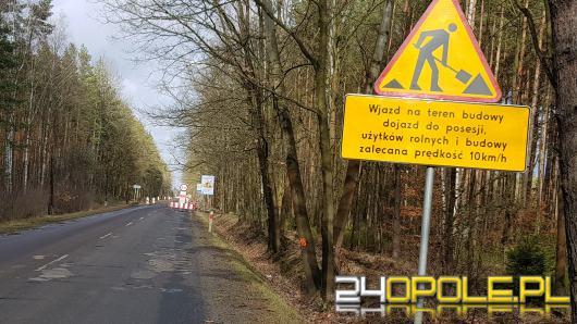 Zarząd Dróg zamyka odcinek Ładza-Pokój. 3 miesiące utrudnień dla kierowców