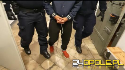 Zarzuty dla fałszywych policjantów
