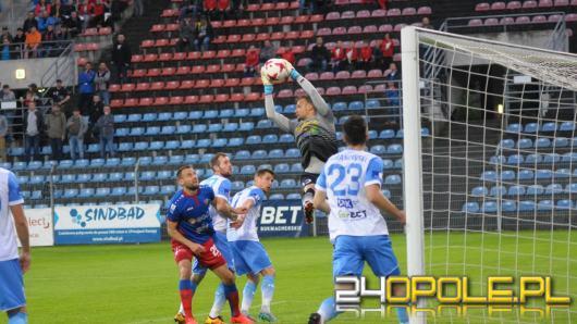 Nieudany start Odry Opole w rundzie wiosennej.