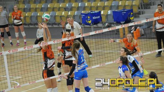 Zwycięstwo AZS UNI Opole na koniec rundy zasadniczej.