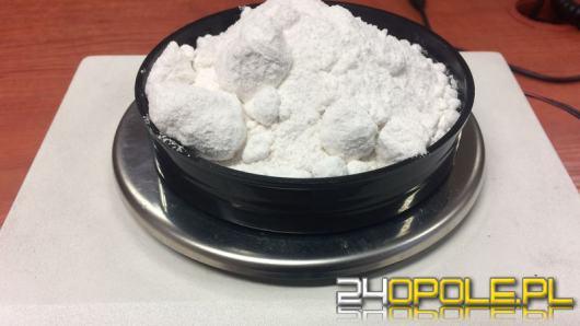 Amfetamina w domu 43-latki