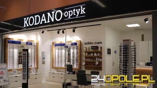 Złap rabat na okulary w salonie KODANO Optyk!
