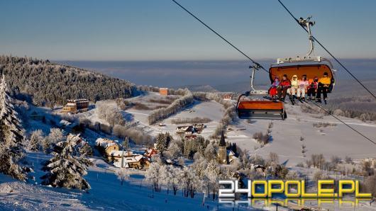 Do wiosny w Zieleńcu daleko. Sezon narciarski trwa!