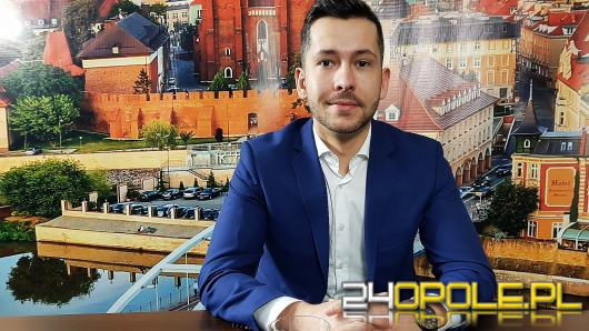 Michał Czerwiński - udział w programie mentoringu biznesowego to możliwość rozwoju