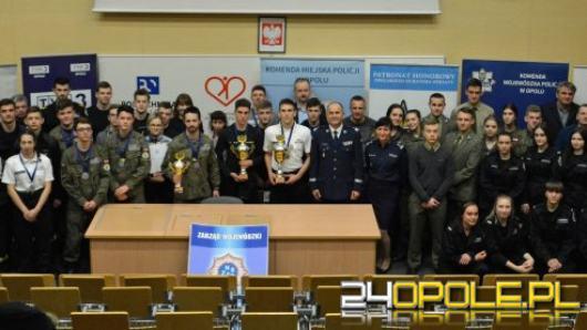 Uczniowie i studenci zmagali się w policyjnych turniejach