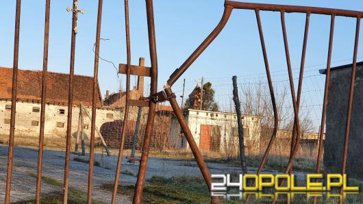 Tragiczne zdarzenie w Mąkoszycach. Ciągnik rolniczy przygniótł mężczyznę