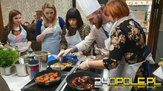 Po raz drugi Panie sprawdziły się kulinarnie w  Hotelu Spałka