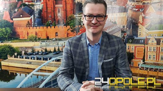Maciej Kochański - około połowy studentów Uniwersytetu zostało w akademikach