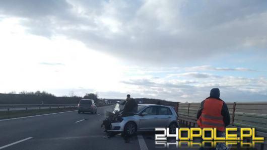 Śmiertelny wypadek na opolskim odcinku A4