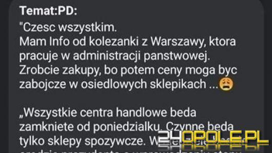 Uwaga na #Fakenewsy