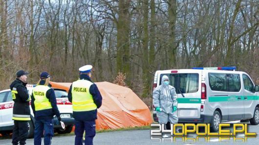 Opolscy policjanci wspierają pracę funkcjonariuszy Straży Granicznej