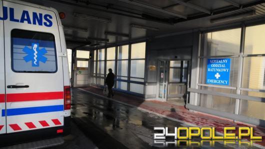 Personel szpitala w Oleśnie zamknięty w placówce. 3 pacjentów z podejrzeniem koronawirusa