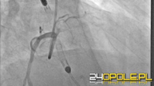 Lekarze z Uniwersyteckiego Szpitala Klinicznego przeprowadzili nowatorski zabieg kardiologiczny